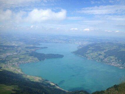 Zugersee lake